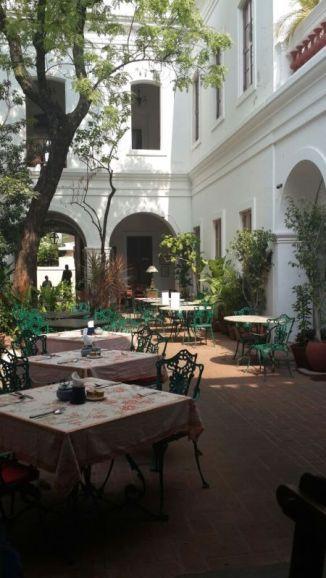 french colony 8- Restaurant