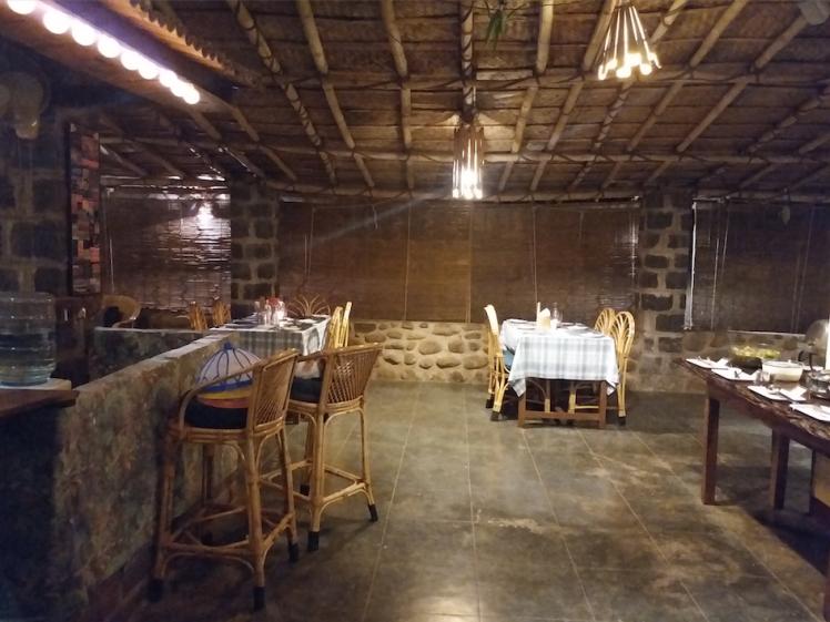Dinning area, Masinagudi.png