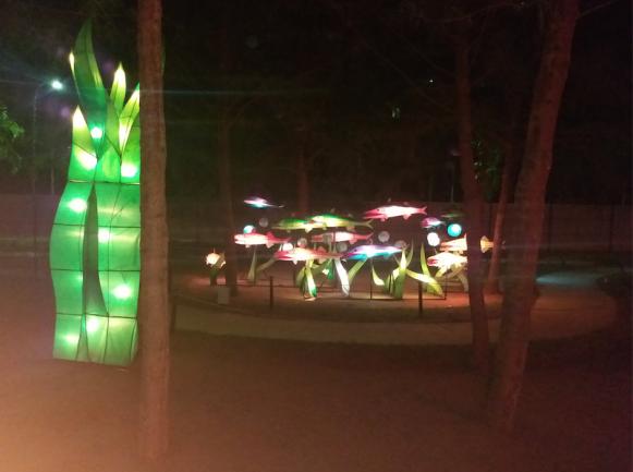 4.Lantern park, Bintan