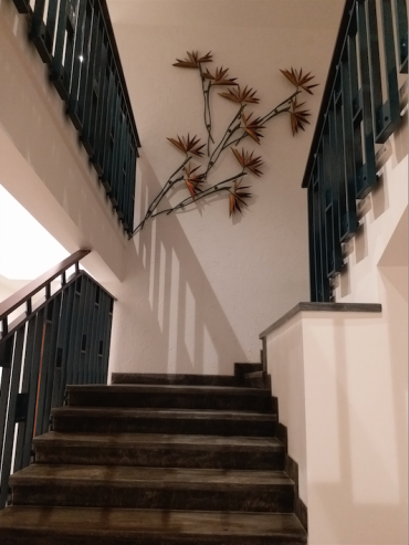 Stairs for first floor-Beleza by the sea